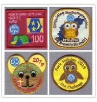 Guilding Badges