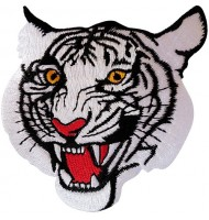 Embroidered badge of Tiger
