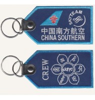 Flight Crew keychain